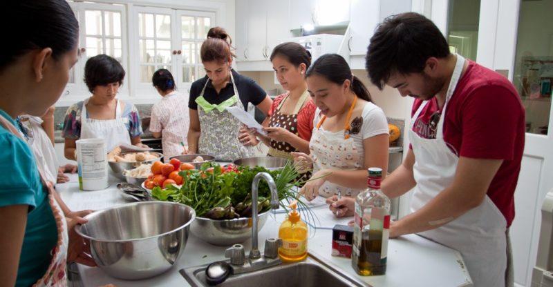 Curso gratuito de cocina online capacitaciones paraguay - Curso de cocina murcia ...